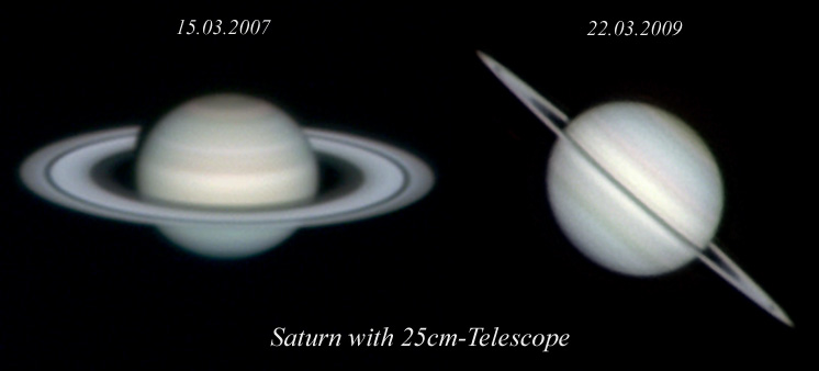 Saturn with Bitran Camera BJ-41L